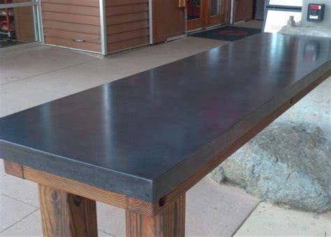 black concrete countertops how to get certain color concrete countertops 1674