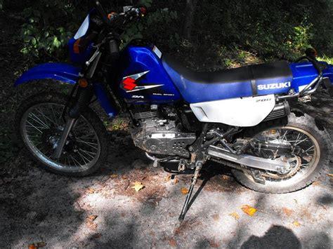 2006 Suzuki Dr200se by 2006 Suzuki Dr200se