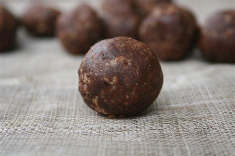 Raw Nutella Truffles Love From The Land