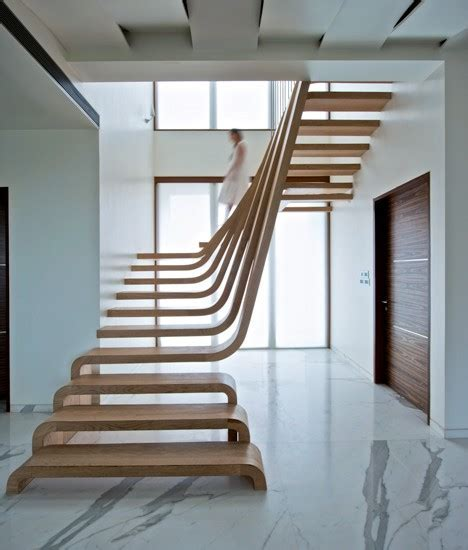 A Step Above The Rest: 15 Spectacular Modern Staircases