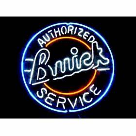 BUICK AUTHORIZED SERVICE NEON