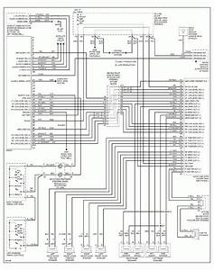 2005 Sunfire Stereo Wiring Diagram