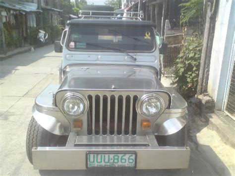 jeep type owner type jeep used philippines
