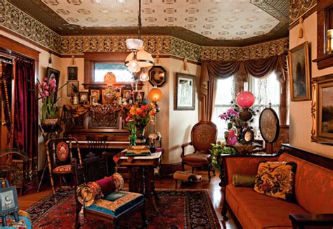Victorian style living room, victorian age certainly one which century increasingly fascinated retrofits guy ritchie sherlock holmes movies rise steampunk literature subculture even interior design. Period Perfect | Portland Monthly