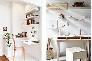 Petit Espace Chambre Bureau