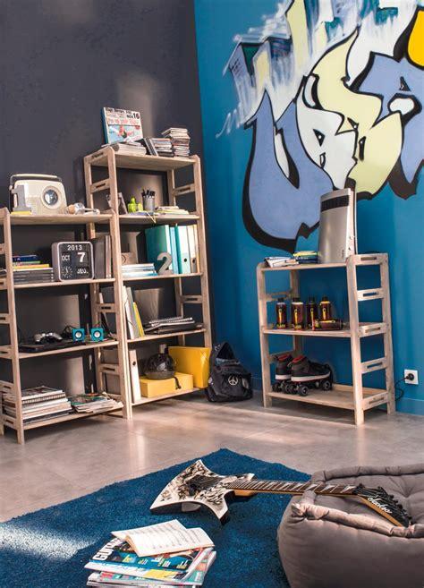 deco de chambre ado le style graffiti pour une chambre d ado trouver