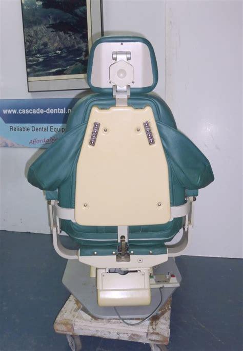 Marus Dental Chair Upholstery by Marus Dental Chair Pre Owned Dental Inc