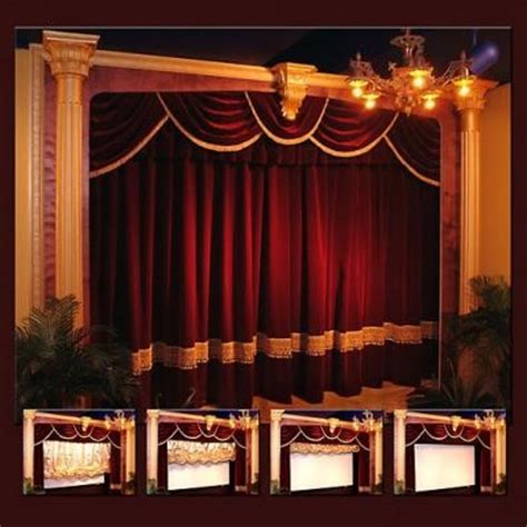 home theater traditional window treatments miami