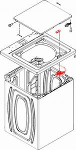 W10404050 Whirlpool Lid Latch Replacement