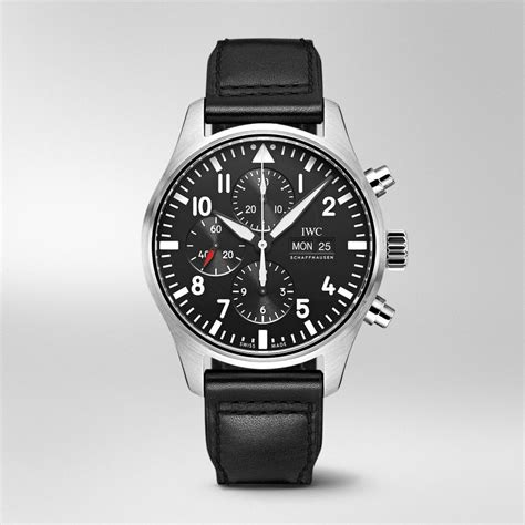 IW377709-Pilot's Watch Chronograph