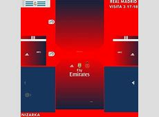 kits Real Madrid 17 18 Real madrid and Madrid