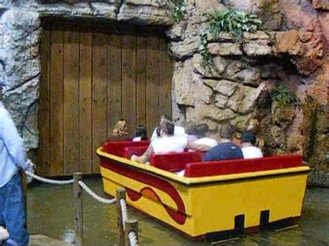 Jurassic World Jungle Boat Ride by Pigeon Forge Pigeon And Tennessee On