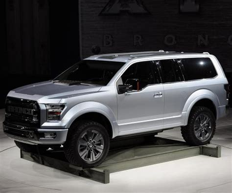 ford bronco 2019 ford bronco release date redesign specs and price