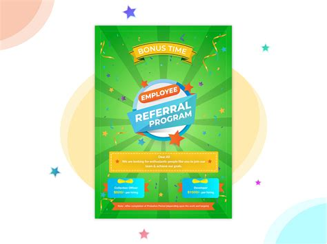 Referral Bonus Program Design by vipin sharma on Dribbble