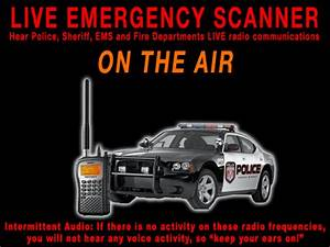 Police Fire And Ems Scanner  U2013 Car Speakers  Audio System