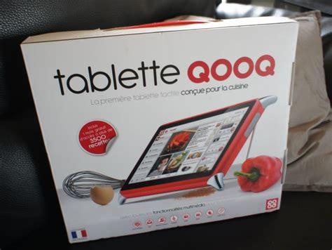 tablette cuisine cook ziloo fr
