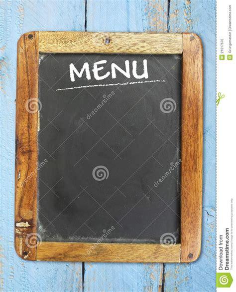 blank menu blank menu stock illustration image of billboard smudge 21617670