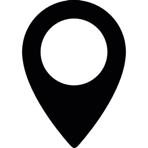 Map pin circle Icons