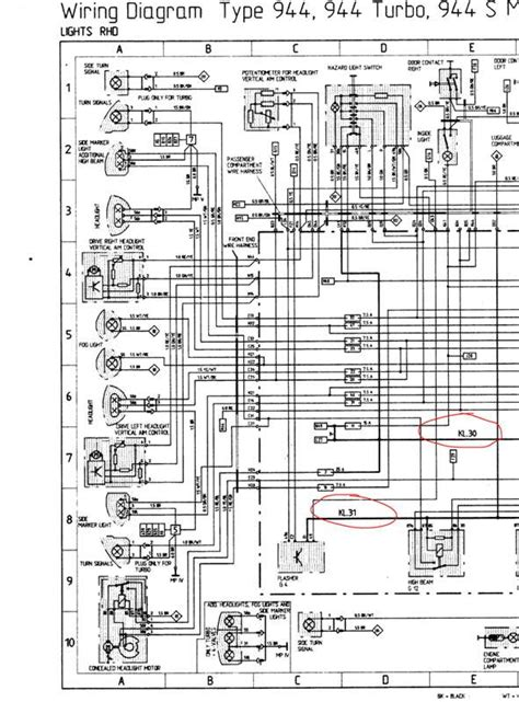 Wiring Diagrams Rennlist Porsche Discussion Forums