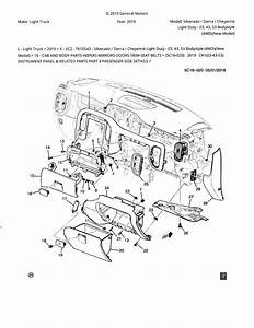 Remove Center Dash Cluster  Radio Schematic   2020