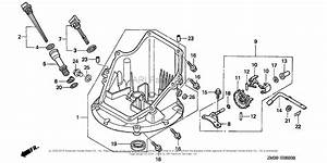 Honda Engines Gcv160a N1af Engine  Usa  Vin  Gjaea