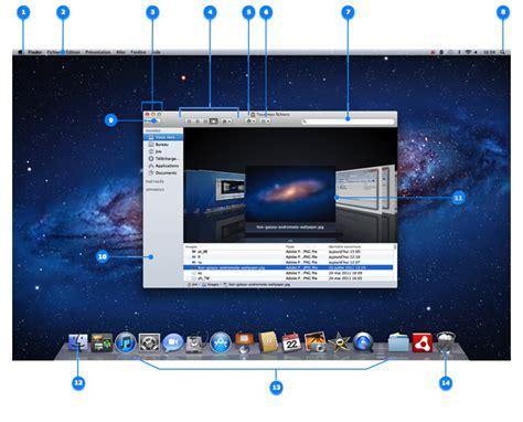supprimer la corbeille du bureau les bases du mac passer de l explorateur windows au