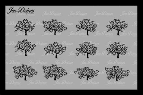 19599 resume templates free family tree bundle svg dxf eps png by jen dzines