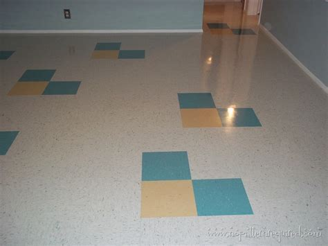 Flooring & Rugs: Awesome Flooring Using Chic Vct Tile