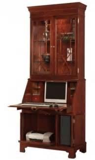 small cherry secretary desk cherry secretary desk with hutch foter