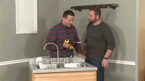 how to install strainer in kitchen sink how to install a water filter in a kitchen sink 9456
