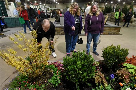 Md Home And Garden Show gardeners reflect on early at maryland home and
