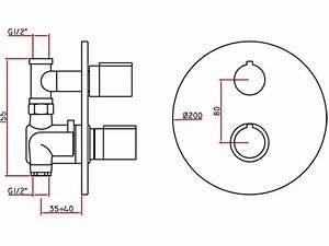 Mischbatterie Dusche Unterputz : thermostat mischbatterie dusche gb39 hitoiro ~ Sanjose-hotels-ca.com Haus und Dekorationen