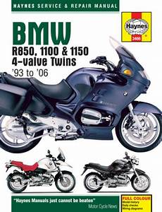 Haynes Manual Bmw R1100rt 1996