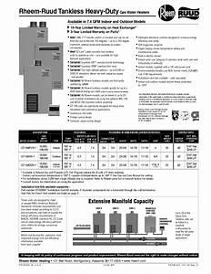 Ruud Gt-199dvn-1 Manuals