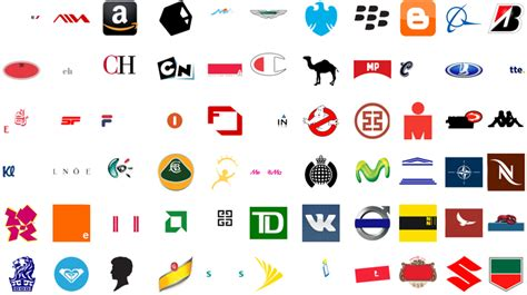 Quiz Guess The Logo  Can You Identify These Brands