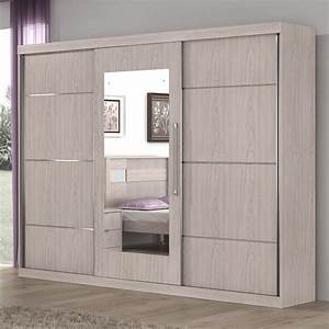 Www Eq 3 De : guarda roupa 3 portas de correr para quarto de casal so ~ Lizthompson.info Haus und Dekorationen