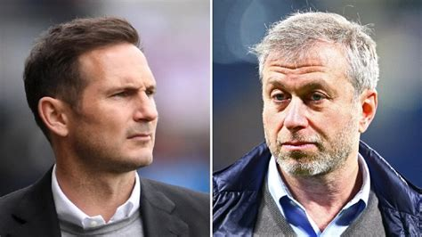 Lampard sends message to Abramovich after 3-0 defeat to ...