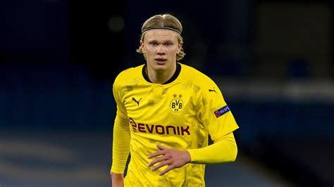 Secretary haaland grew up in a military family; Erling Haaland signs Romanian official's yellow card in ...