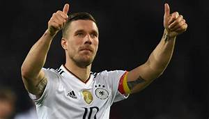 Lukas Podolski signs off career with Germany in style with ...