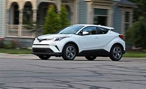 2018 Toyota C HR Test Review Car And Driver
