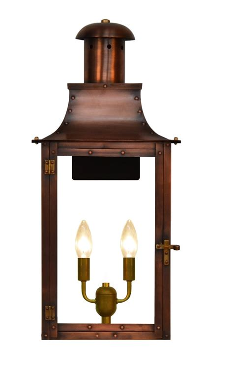 the coppersmith somerset outdoor lighting 20 quot h electric