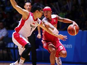 Double joy for Indonesian basketball fans - ActiveSG