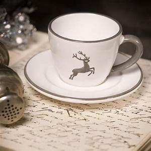 Gmundner Keramik Hirsch : gmundner keramik grauer hirsch espresso for you go ~ Watch28wear.com Haus und Dekorationen