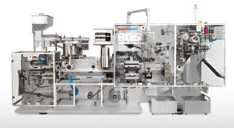 automatic packaging machine bqs acg worldwide servo driven blister continuous motion