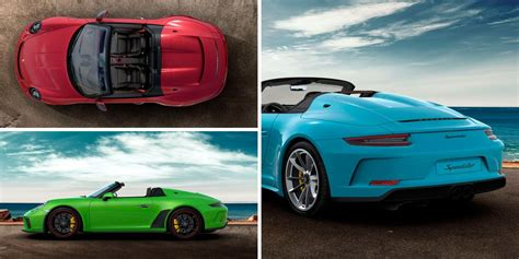 • all about the new ferrari roma • no affiliation with ferrari • dm us your ferrari roma photos www.instagram.com/luxuryspotter. 2019 Porsche 911 Speedster Configured Five Ways - Build Your Own