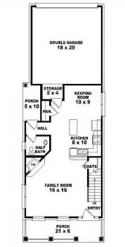 lake house plans for narrow lots narrow lot house plans home design
