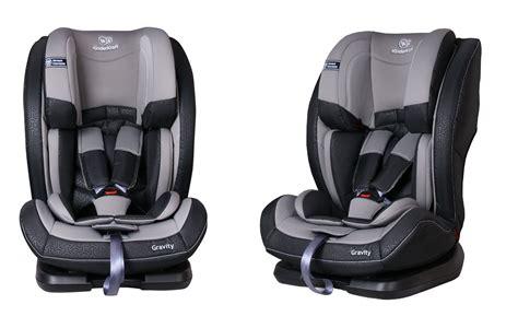 siege auto kinderkraft siège auto évolutif 9 36kg gravity gris achat vente