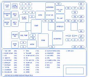 2006 Kia Rio Horn Wiring Diagram 3798 Archivolepe Es