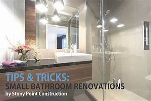 tips tricks for small bathroom renovations With tips and tricks in small bathroom renovation