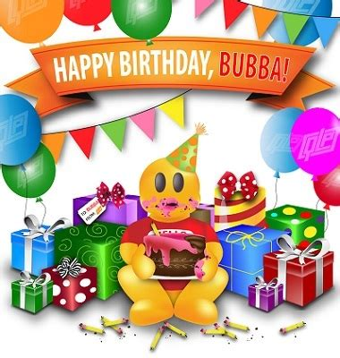 celebrate bubba s birthday with qlp coupons and giveaways